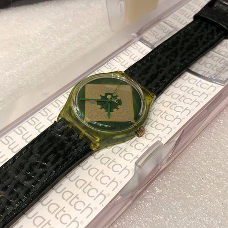 Relógio Swatch GG191A, Novo, Nunca Usado na caixa