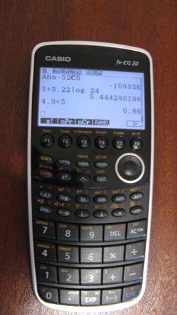 Calculadora gráfica Casio fx - CG 20 - Modo Exame