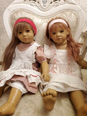 Коллекционная виниловая кукла Анетте Химштедт Himshted