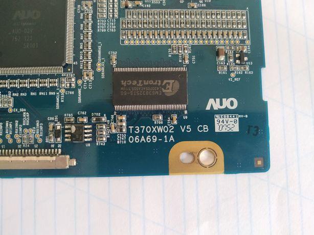 T-con T370XW02  v5 CB  06A69-1A