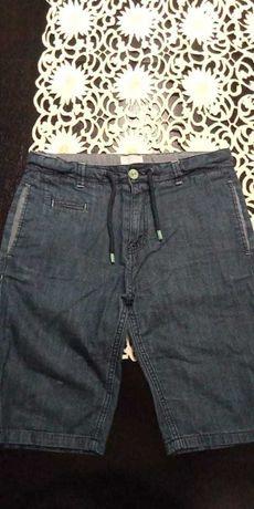 Spodenki jeansowe Reserved rozm 158