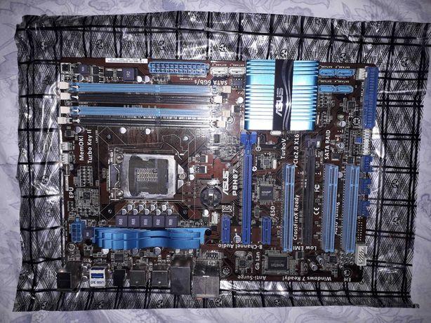 motherboard Asus P8H67