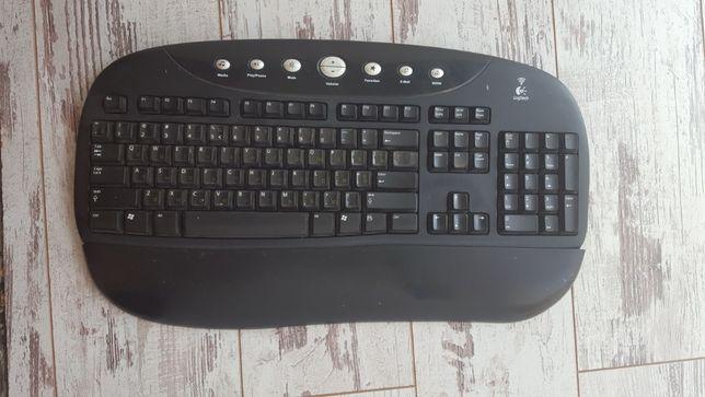 Клавиатура Logitech cordless interrrnet pro Y-RK56A радио логитеч