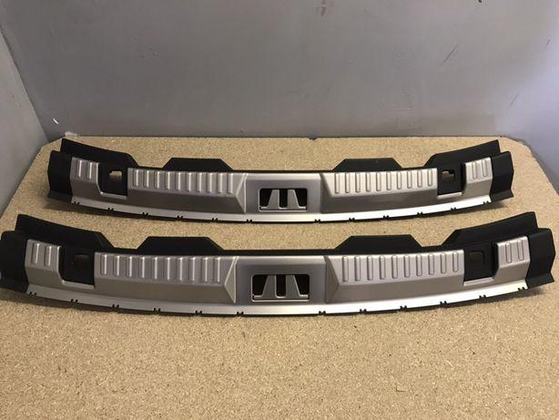 Накладка багажника Ford Edge titanium