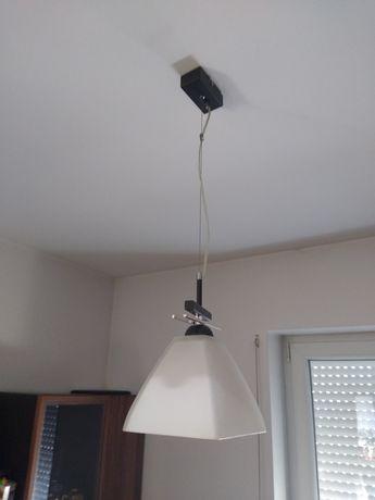 Lampa sufitowa wisząca 1 punkt świetlny
