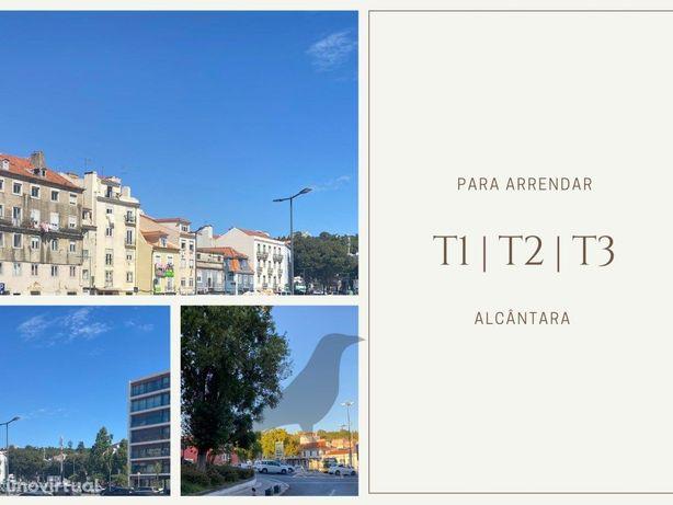 Apartamento T2 para arrendar, renovado, Alcântara, Lisboa