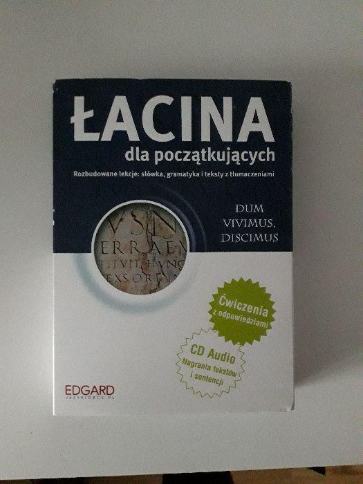 Łacina dla początkujących. Książka i CD. Edgard Braniewo - image 1