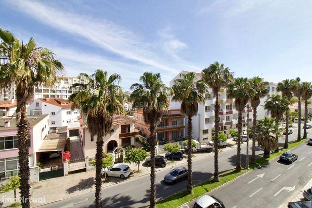Apartamento T1 (2 assoalhadas) a 500 metros da praia