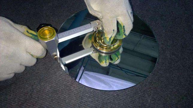 Нарезка и обработка стекла, изготовление зеркал.
