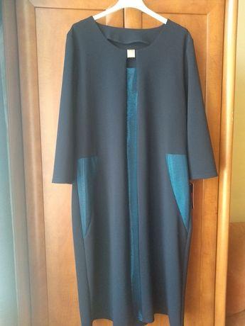 Sukienka wizytowa nowa  rozmiar 46