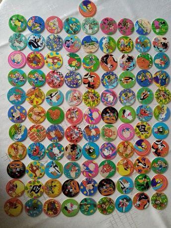 Tazo zagraniczne Flippo Looney Toons 100 sztuk zestaw 2