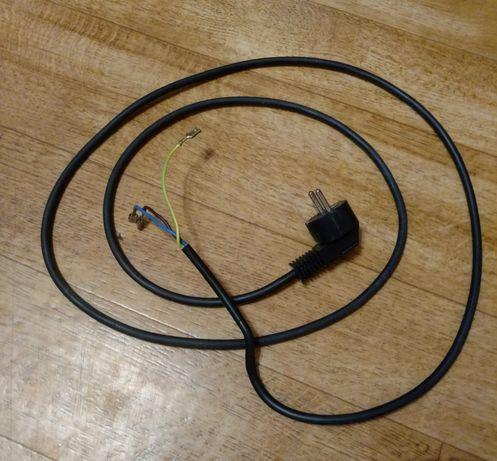 Сетевой шнур кабель для стиральной машины Bosch Whirlpool