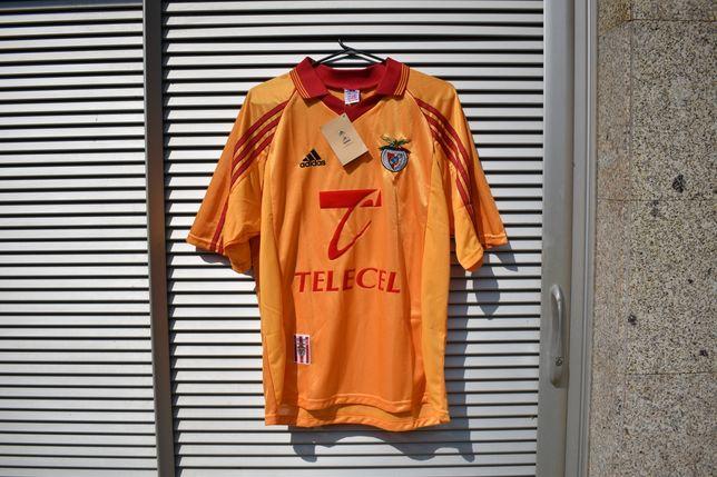 Camisola de Futebol Do SL Benfica (1998-99)