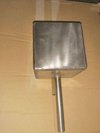 Podstawy podpory pod slupy nierdzewne 10x10cm