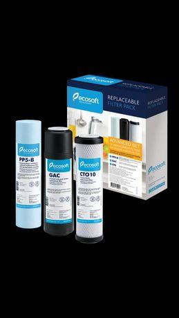 Замена фильтров для воды, установка или ремонт.
