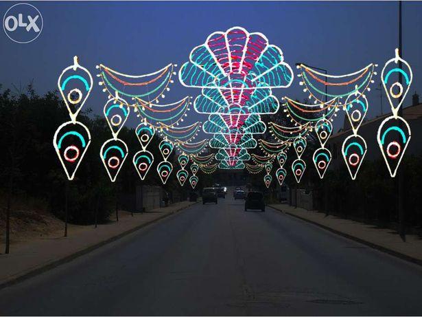 Iluminação para Festas e Natal, aceito propostas