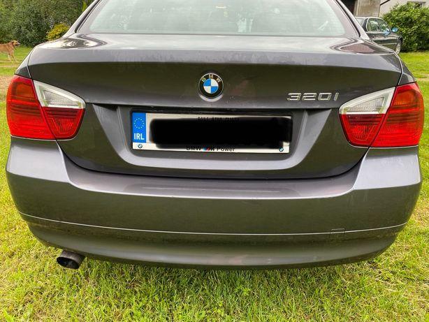Zderzak tylny BMW e90 Sparkling Graphite M