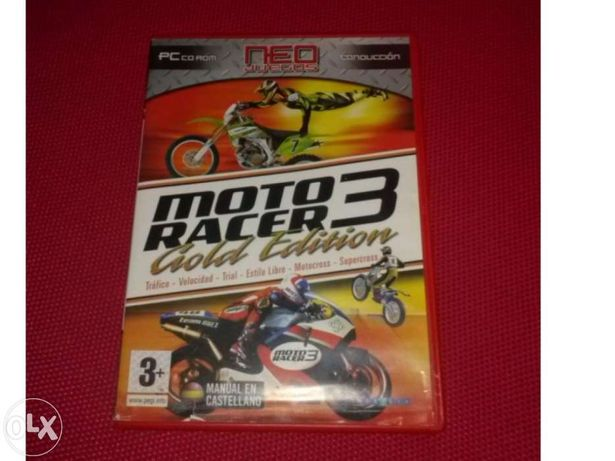 Moto Racer 3 - Gold edition - pc