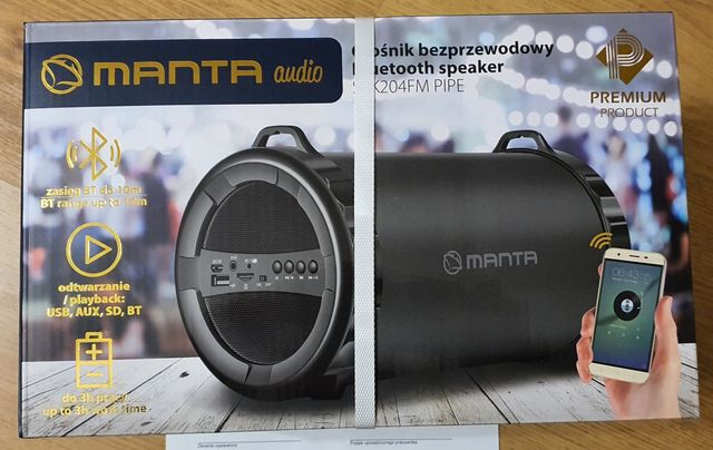 Głośnik Manta SPK204FM