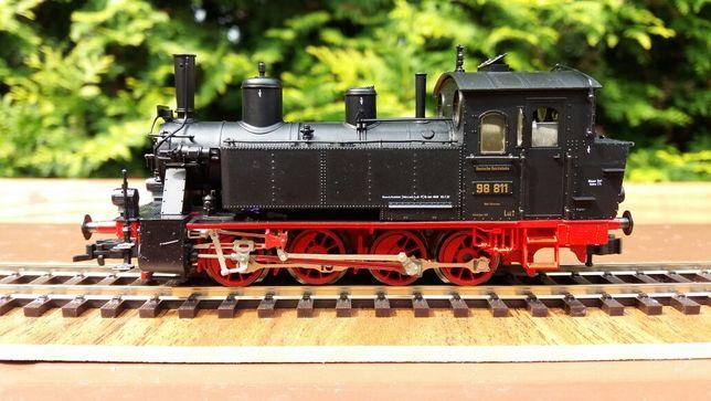 Kolejka H0 - parowóz lokomotywa BR98 Fleischmann jak Piko Roco itp