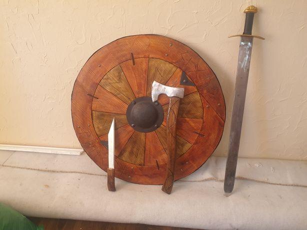 Стародавня Зброя Вікінгів