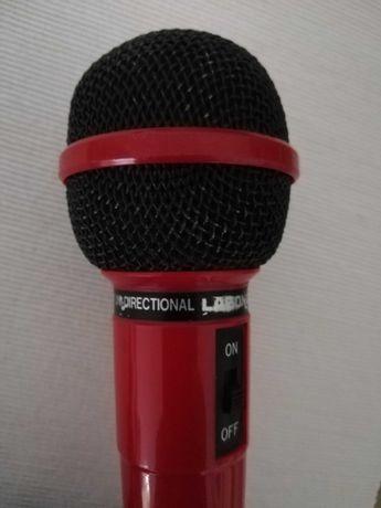 Dwa mikrofony