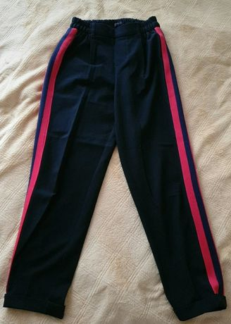 Eleganckie spodnie Bershka