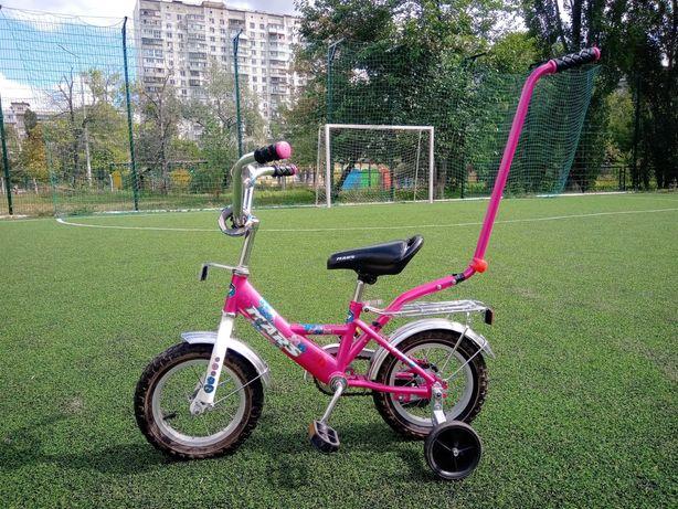 детский велосипед 12 дюймов колеса