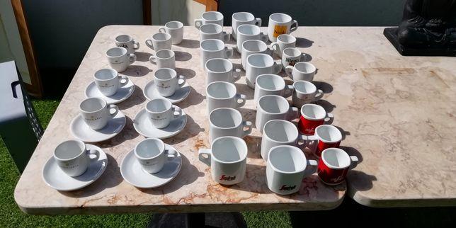 Chavenas de café /chá