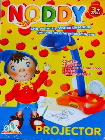 Projector Noddy - novo