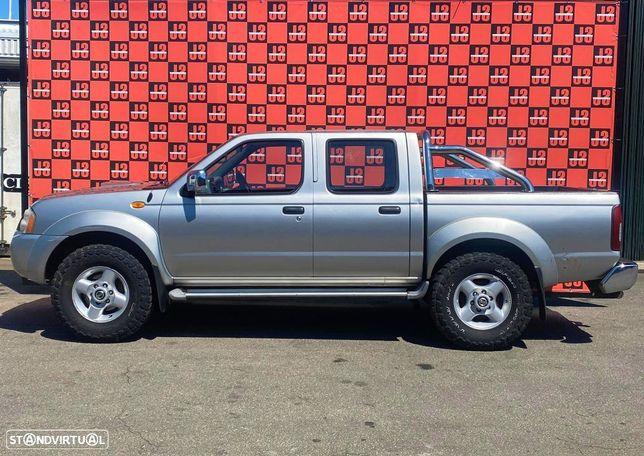 Viatura para PEÇAS Nissan Navara D22 2.5 DCI 06´