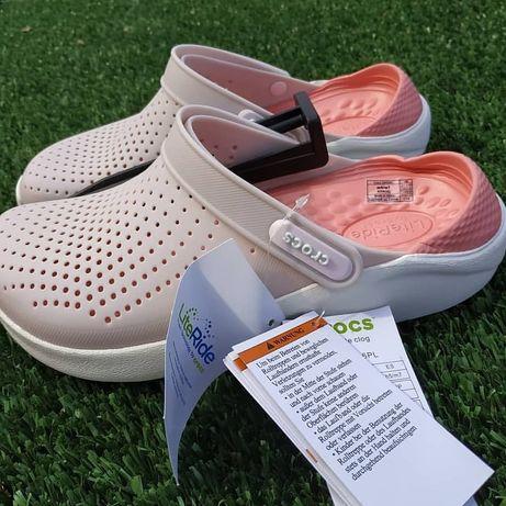 Кроксы женские Crocs LiteRide оригинал! Кипить кроксы Сабо. Crocs