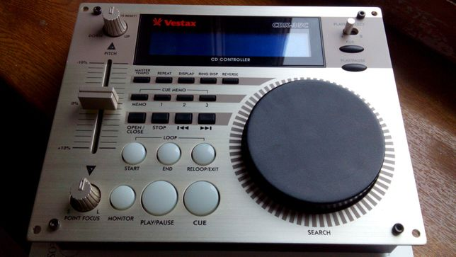 DJ Контроллер Vestax CDX-35C (CD Player Controller)