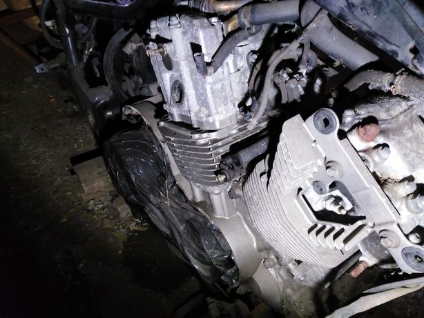 Honda vtx 1300 silnik stopka dyfer
