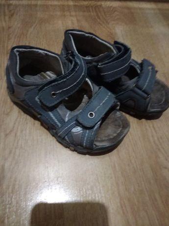 Босоножки сандали ортопедические для мальчика