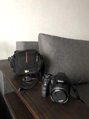 Sony Cyber-Shot DSC-H400 Black