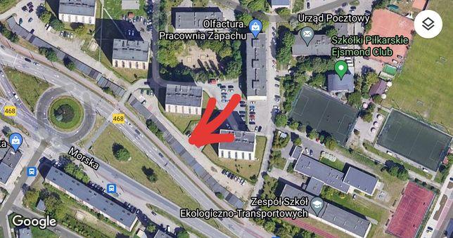 Sprzedam garaż 17m2 Gdynia Chylonia / Leszczynki, przy ul. Morskiej