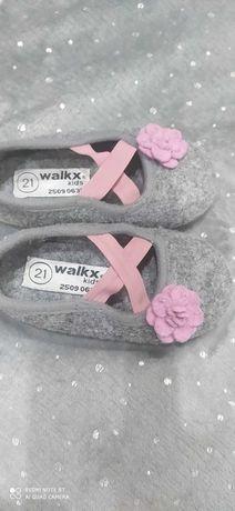 WALKX Kids  kapcie filcowe 21
