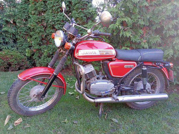 ЯВА 350 634  1984 р.