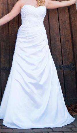Suknia z kolekcji Sincerity BRIDAL rozmiar38/40 Gratis welon i bolerko