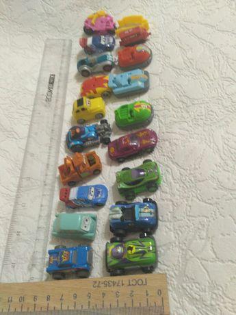 Машинки из Киндер-сюрпризов, 27 шт