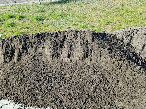 Ziemia trawnikowa podłoże trawnikowe ziemia pod trawę ogród