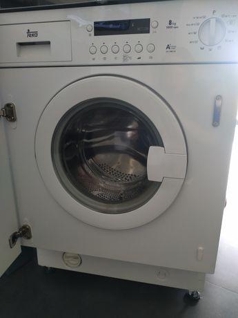 Máquina de lavar roupa TEKA LI5 1080 (Avariada)