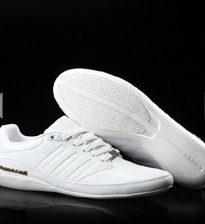 Кроссовки Adidas Porsche Typ 64 2.0 белые
