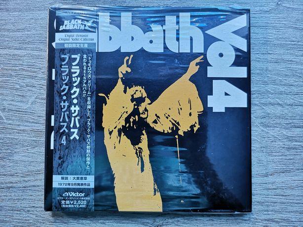 Black Sabbath – Black Sabbath Vol 4 CD