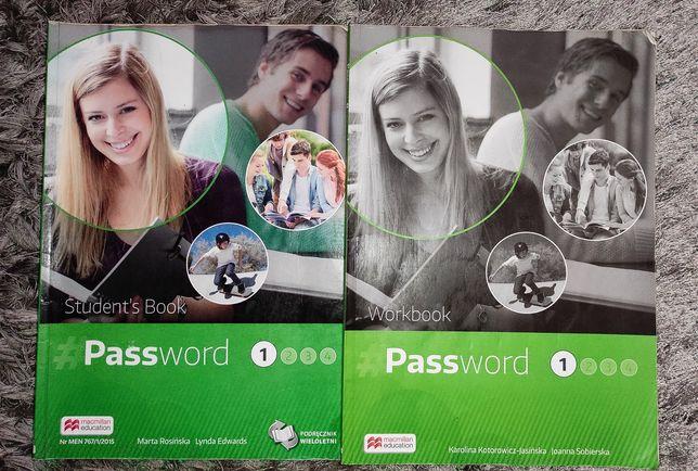 Język angielski Password 1, wieloletni podręcznik+płyta, ćwiczenia
