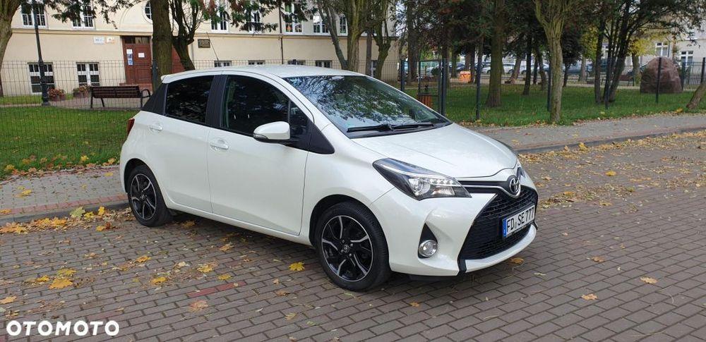 Toyota Yaris Śliczna Yaris Sport Pakiet. Klimatronik, Ledy, Волковатица - изображение 1
