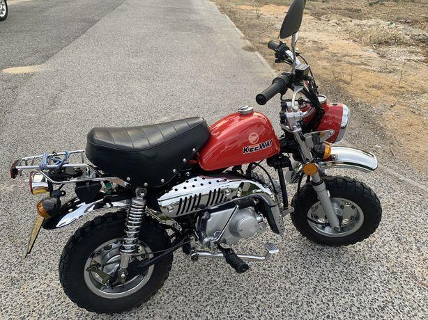 Moto keeway monkey 50cc