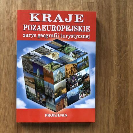 Książki na kurs pilotów wycieczek