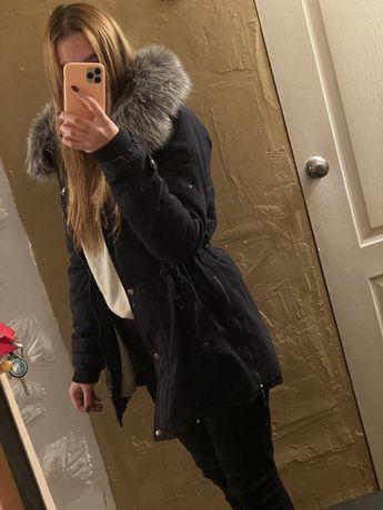 Жіноча парка, зимня куртка